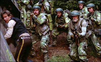 Картинки по запросу rex in battle of endor