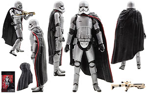 "Captain Phasma - The Black Series - 3.75"" Figures"
