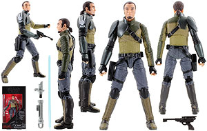 Kanan Jarrus - The Black Series - 6-Inch