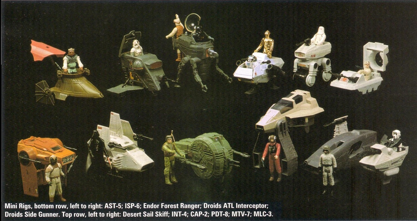 Kenner Star Wars Toys 21