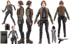 Sergeant Jyn Erso - The Black Series Exclusive