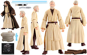 Ob-Wan Kenobi - The Black Series Exclusive