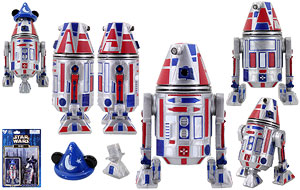 R4-D23 - Disney - Droid Factory