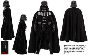 Darth Vader [Rogue One] - Hot Toys - Sixth Scale Figures
