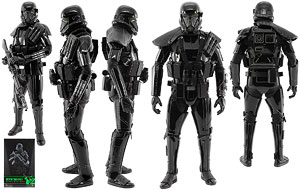 Death Trooper (Specialist) (Deluxe Version) - Hot Toys - Sixth Scale Figures