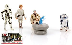 Resurgence of the Jedi - Legacy Collection - Battle Packs