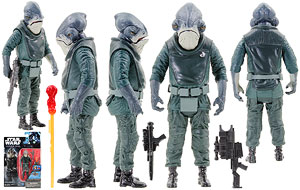 Admiral Raddus - Rogue One - Basic Figures
