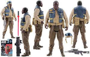 Lieutenant Sefla - Rogue One - Basic Figures