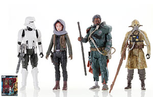 Jedha Revolt - Rogue One - Multipacks