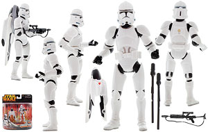 Clone Trooper - Revenge of the Sith - Deluxe Figures