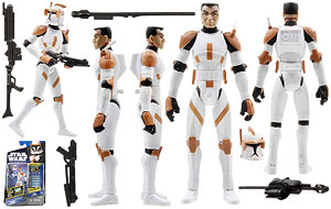 Clone Commander Cody (CW03) - The Clone Wars [SOTDS]