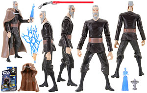 Count Dooku (CW06) - The Clone Wars [SOTDS]