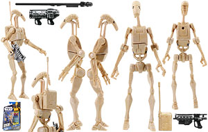 Battle Droid (CW19) - TCW [SOTDS] - Basic Figures