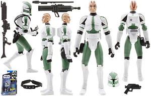 Commander Gree (CW21) - TCW [SOTDS] - Basic Figures