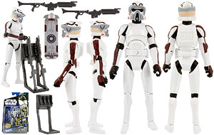 ARF Trooper (CW56) - The Clone Wars [SOTDS] - Basic Figures