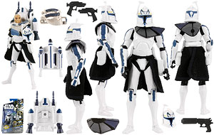 Captain Rex (CW62) - The Clone Wars [SOTDS] - Basic Figures