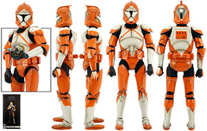 Bomb Squad Clone Trooper (Ordnance Specialist) - Sideshow Collectibles - Sixth Scale Figures