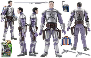 Jango Fett (MH06) - Star Wars [Yoda/Attack Of The Clones] - Movie Heroes