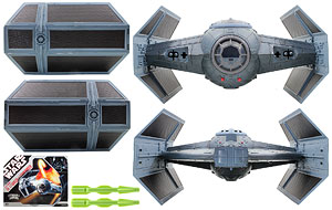 Darth Vader's TIE Advanced x1 Starfighter - TAC - Vehicle