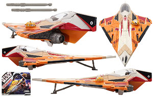Saesee Tiin's Jedi Starfighter - TAC - Vehicle