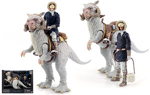 Han Solo and Tauntaun - The Black Series - 6 Inch Deluxe