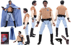 Lando Calrissian - The Black Series [Phase III] - 3.75 Inch Figures