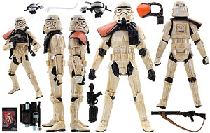 Sandtrooper - The Black Series - 3.75
