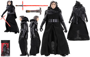 Kylo Ren (Unmasked) - The Black Series [Phase III] - Six Inch Figures