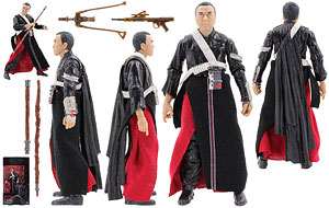 Chirrut Îmwe (36) - The Black Series - 6 Inch Figures