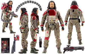 Baze Malbus (37) - The Black Series - 6 Inch Figures