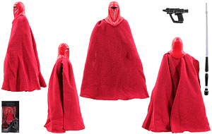 Imperial Royal Guard (38) - The Black Series [Phase III] - 6 Inch Figures
