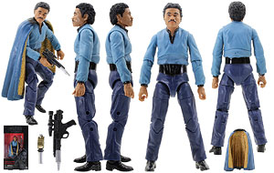Lando Calrissian (39) - The Black Series - Six Inch