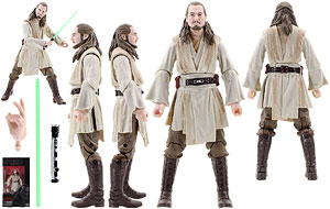 Qui-Gon Jinn (40) - The Black Series [Phase III] - 6 Inch Figures