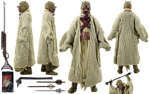 Tusken Raider (41) - The Black Series - Six Inch