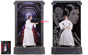 Princess Leia Organa (04) - The Black Series [Phase III] - Titanium Series