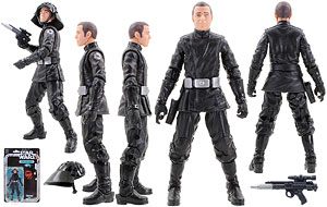 Death Squad Commander - The Black Series [Star Wars 40] - 6 Inch Figures