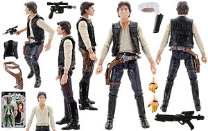 Han Solo - The Black Series - Star Wars 40