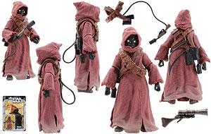 Jawa - The Black Series [Star Wars 40] - 6 Inch Figures