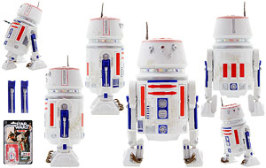 R5-D4 - The Black Series [Star Wars 40] - 6 Inch Figures