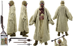 Sand People - The Black Series [Star Wars 40] - 6 Inch Figures