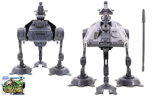 AT-AP Walker - The Clone Wars [Blue] Vehicles