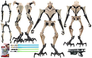 General Grievous (CW01) - The Clone Wars [Red]