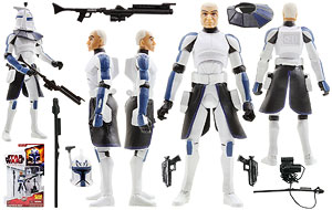 Captain Rex (CW24) - The Clone Wars [Red]