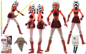 Ahsoka Tano (CW26) - The Clone Wars [Red]
