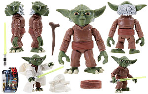 Yoda (CW5) - SW [TPM 3D] - The Clone Wars