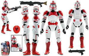 Shock Trooper (MH01) - SW [TPM 3D] - Movie Heroes
