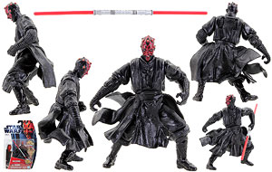 Darth Maul (MH05) - SW [TPM 3D] - Movie Heroes