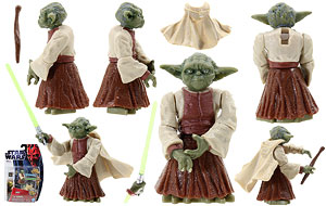 Yoda (MH09) - SW [TPM 3D] - Movie Heroes