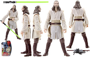 Qui-Gon Jinn (MH10) - SW [TPM 3D] - Movie Heroes