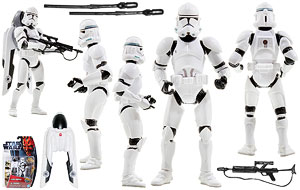 Clone Trooper (MH11) - SW [TPM 3D] - Movie Heroes
